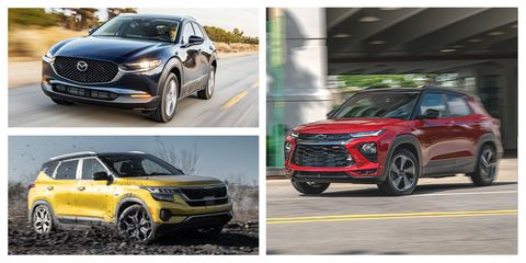 every 2021 subcompact crossover and suv ranked from worst to best