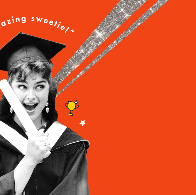 Graduation, Academic dress, Mortarboard, Illustration, Headgear, Phd, Graphic design, Smile, Style, Fictional character,