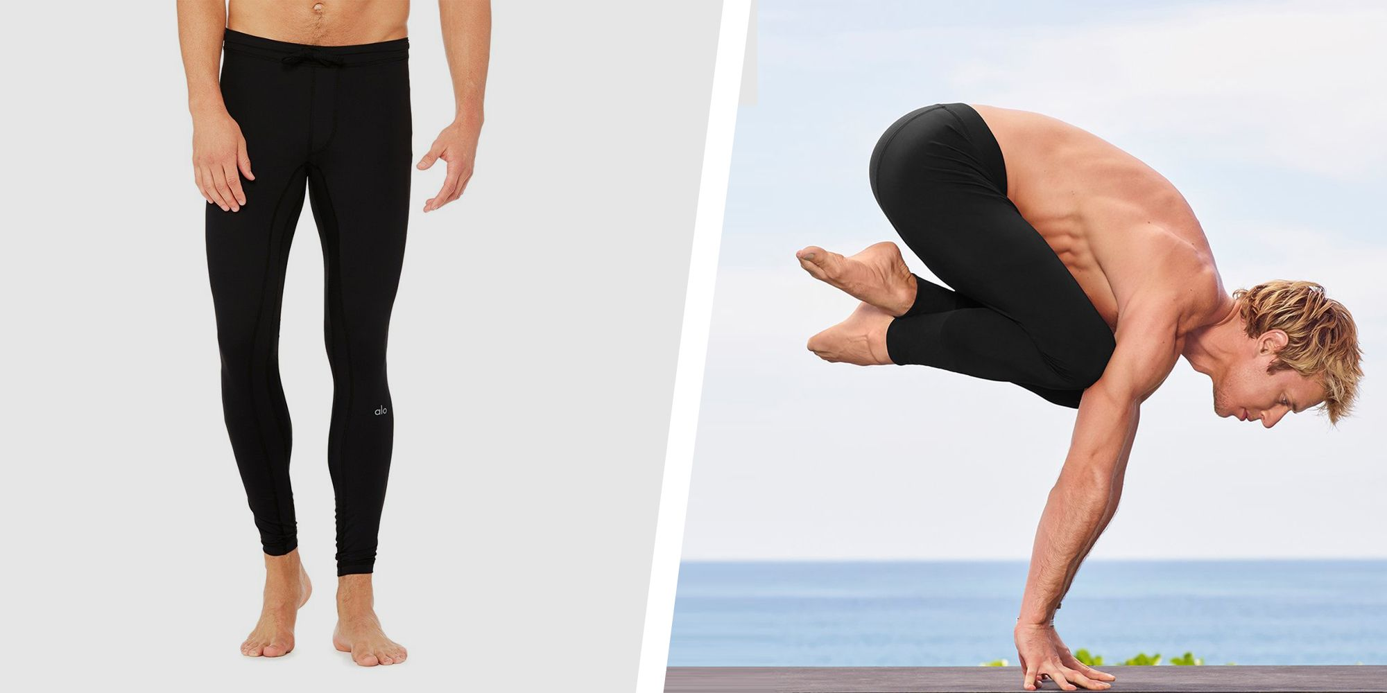 The 12 Best Yoga Clothes for Men to Focus on Their Flow