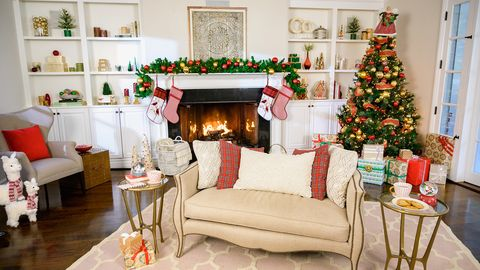 best zoom backgrounds - hallmark channel christmas