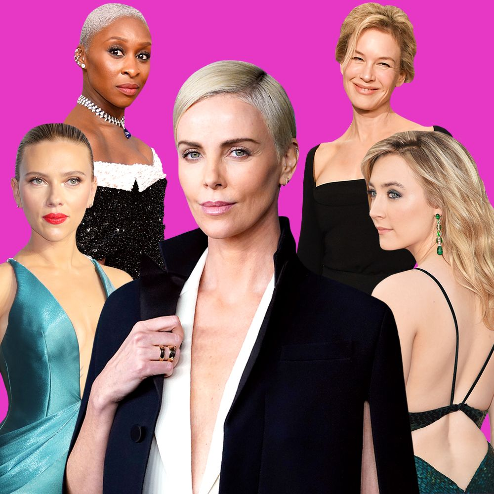 The 2020 Best Actress Nominees Ranked by How Badly I Want Them to Step on Me