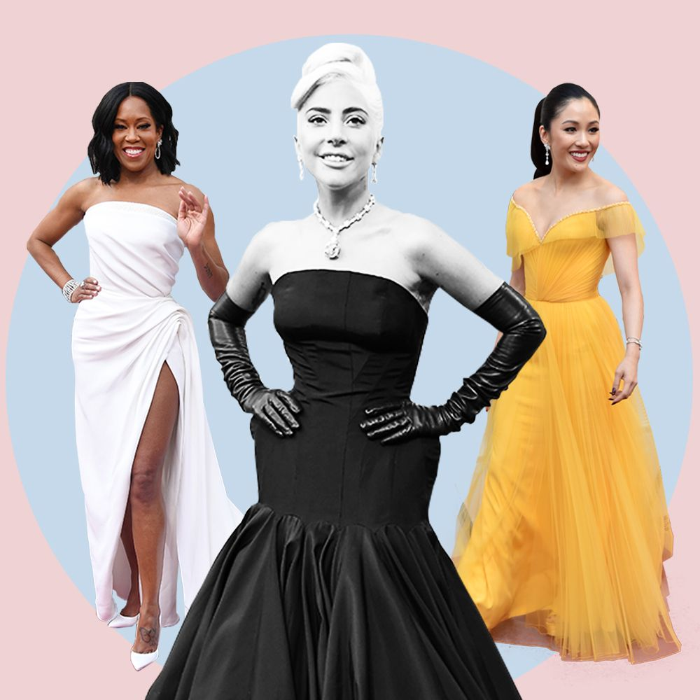 Oscar Party Dresses Crazy