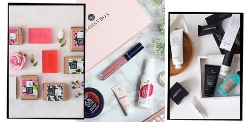 Best Beauty Boxes The Best Monthly Subscription Beauty Boxes In The Uk