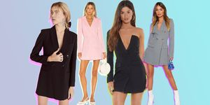 best blazer dresses