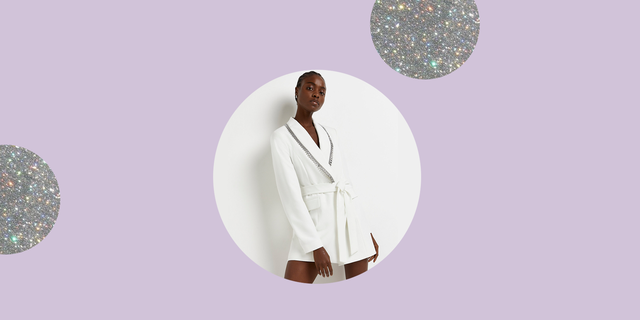 19 blazer dresses we're buying for upcoming parties