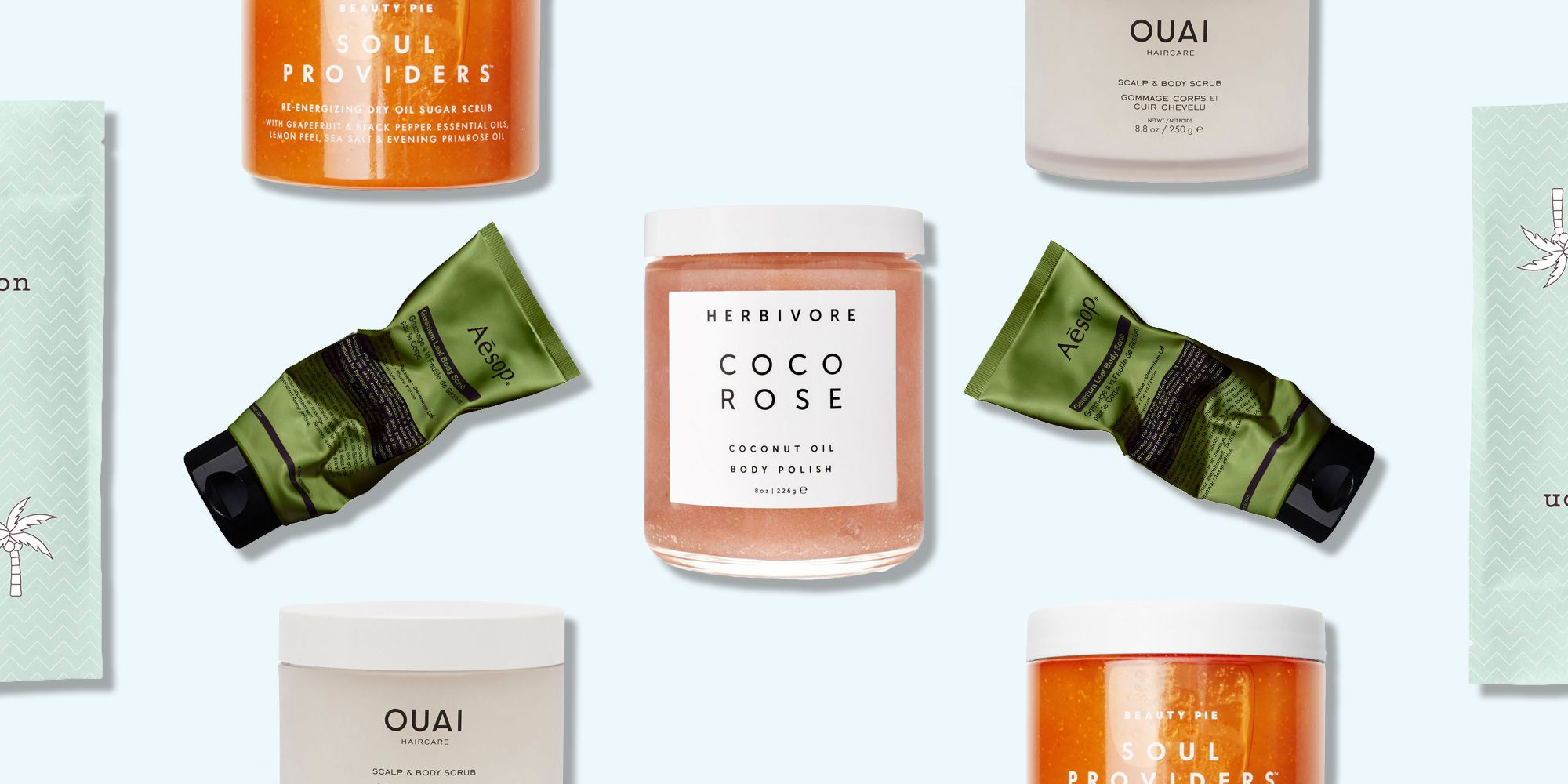 Body Scrub 12 Of The Best Body Scrubs For Seriously Soft Skin