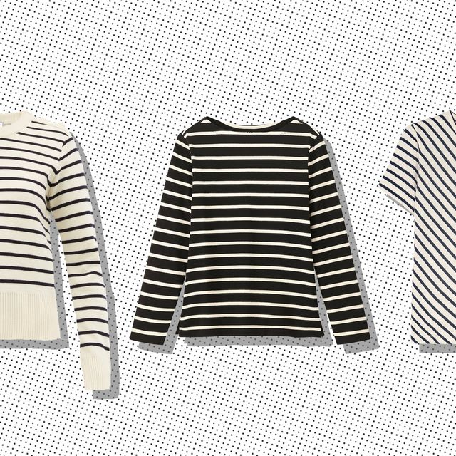 48c0cca503911 Best Breton Tops - 17 Striped Styles To Buy Now And Wear Forever