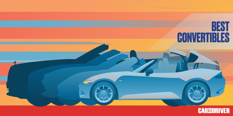 2020 Best Drivers 9 Best Convertibles of 2019 2020   New Convertibles