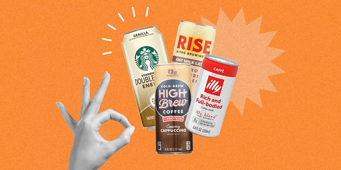 The 7 Best Canned Coffees To Start Your Morning With