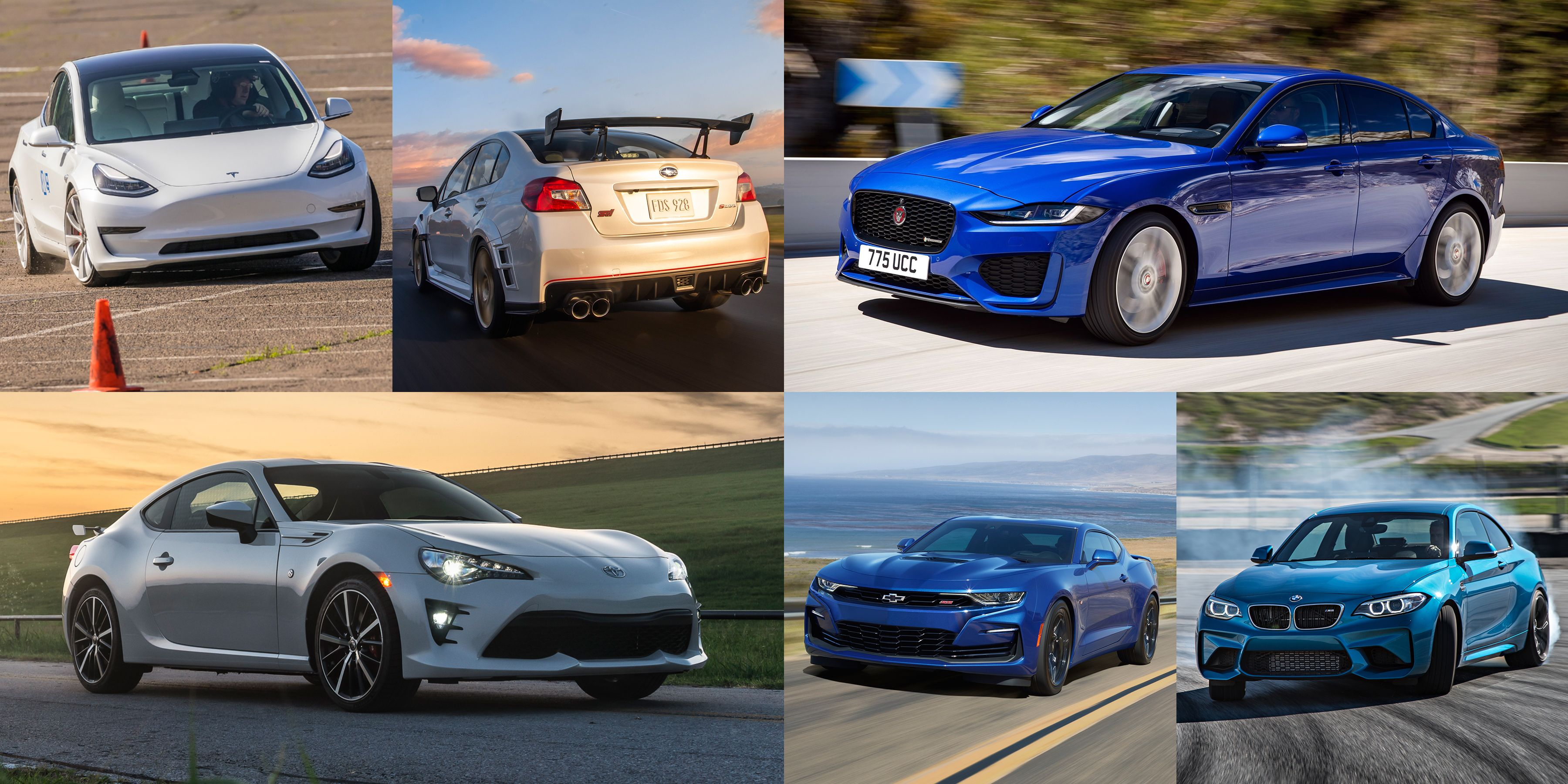 The 20 Best Sports (and Sporty) Cars You Can Buy for under $50,000