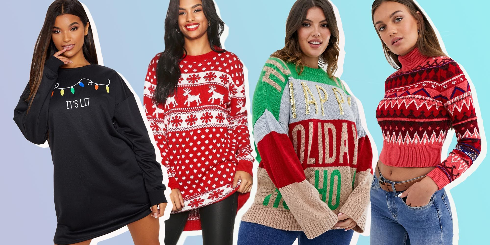 Christmas jumpers 2019: Best jumpers to buy according to our Editors