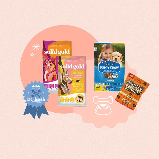 roundup of best dog foods