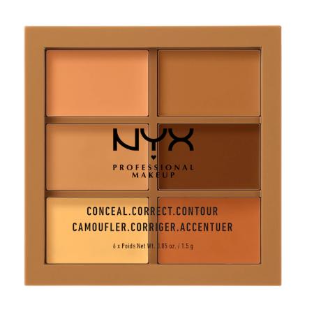 nyx   concealer contour palette