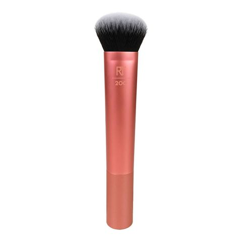 real techniques   expert foundation brush