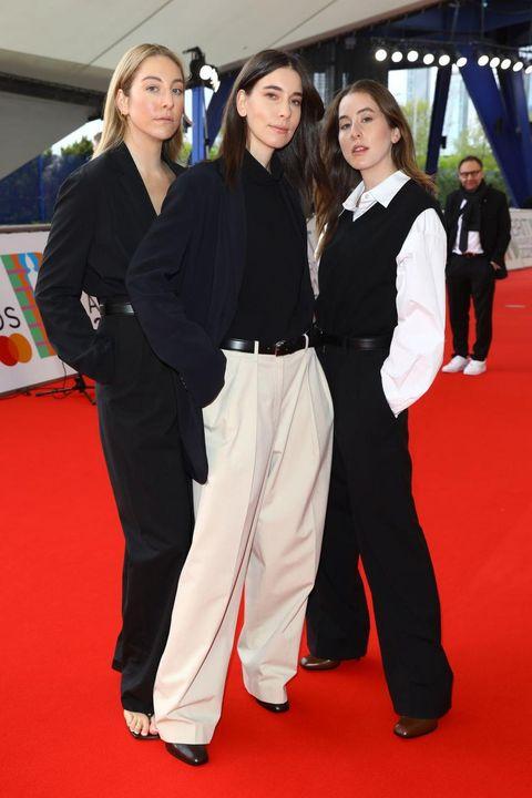beste fashion beauty looks brit awards 2021