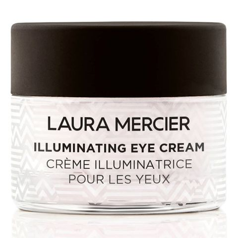 laura mercier  skin essentials illuminating eye cream   oogcrème