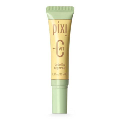 beste oogcrème pixi c vit c undereye brightener   getinte oogcreme
