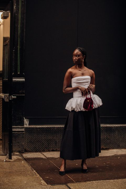 Beste street style looks op New York Fashion Week fotograaf Jonathan Daniel Pryce