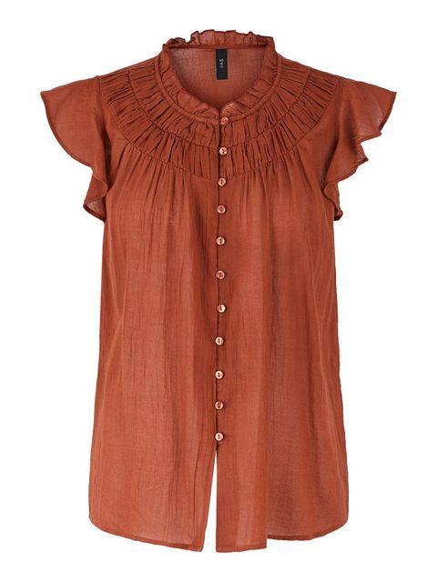 wat moet ik aan vandaag besteller blouse 1 juni 2020