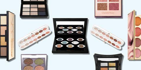 20 best eyeshadow palettes top matte glitter and shimmer
