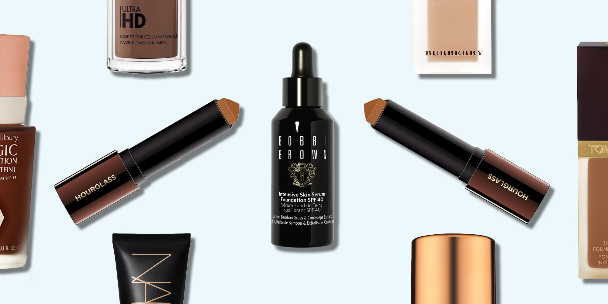 Best Foundation Reviews Foundation Makeup Recommendations For All Skin Types