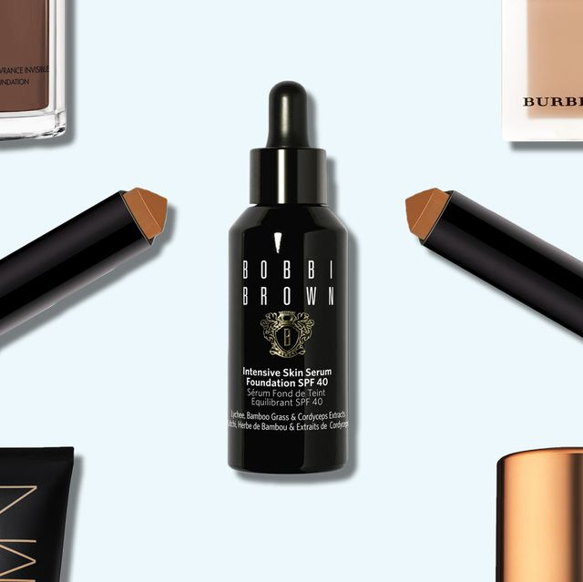 Foundation Makeup Recommendations For