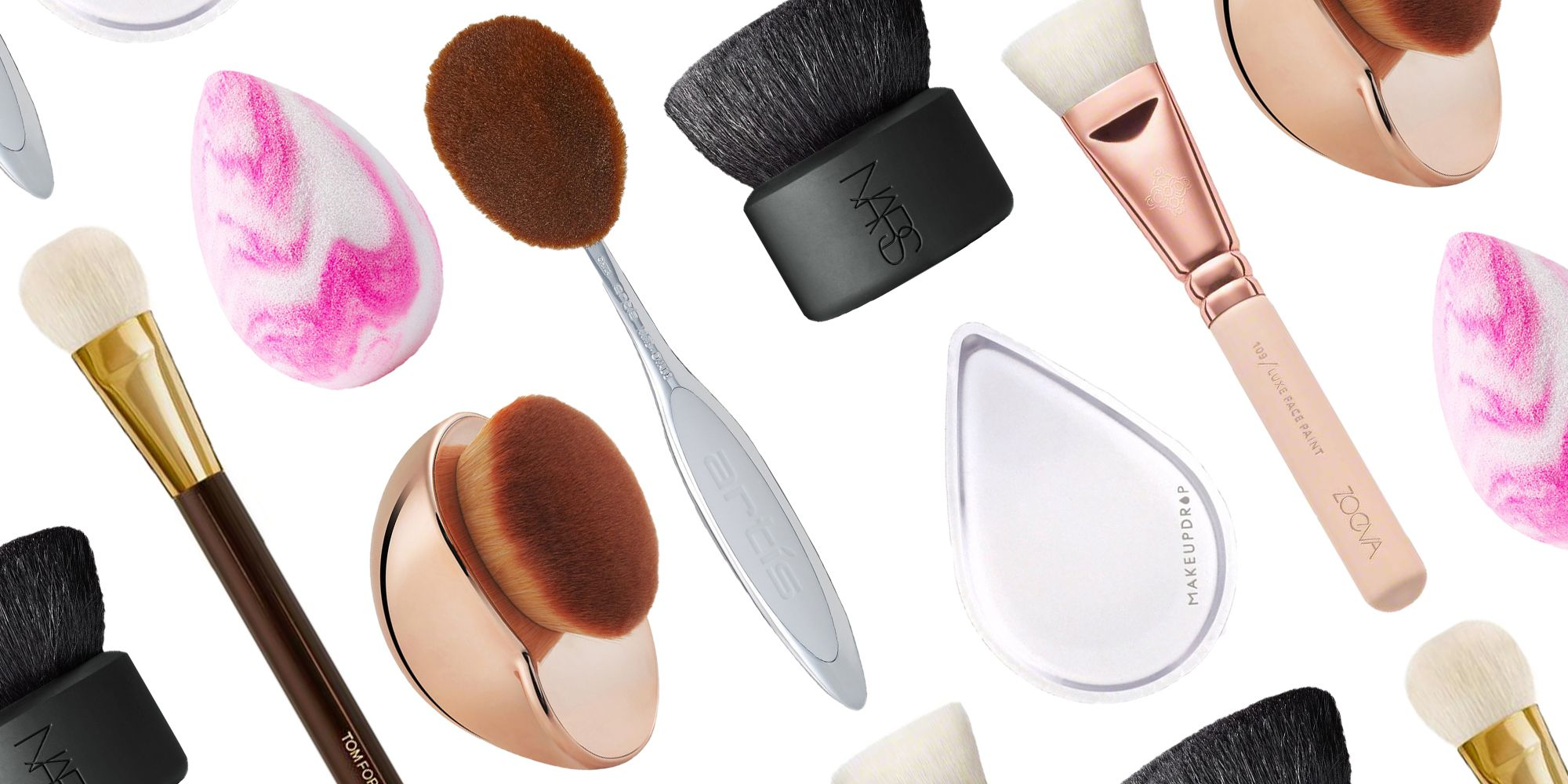 Best Foundation Tools Best Foundation Brush Sponge And Blender
