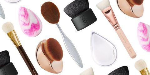 Best Foundation Brush, Sponge, Tool