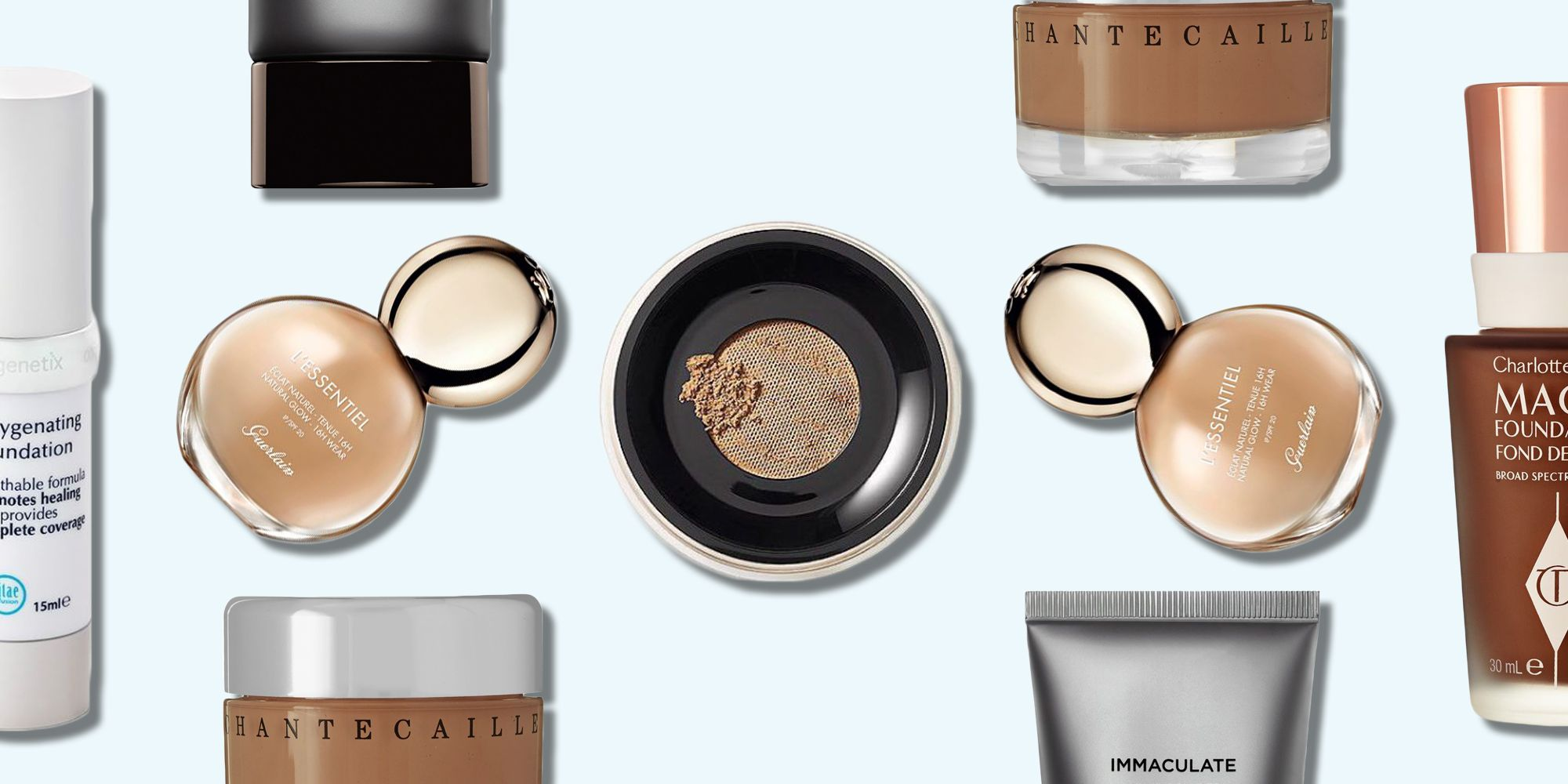 Foundation For Oily Skin 10 Of The Best Foundations For Acne And Spot Prone Skin