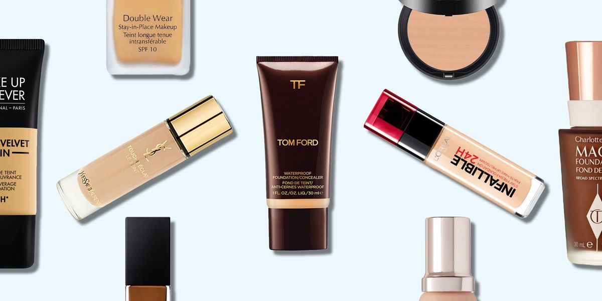 Best Full Coverage Foundation That
