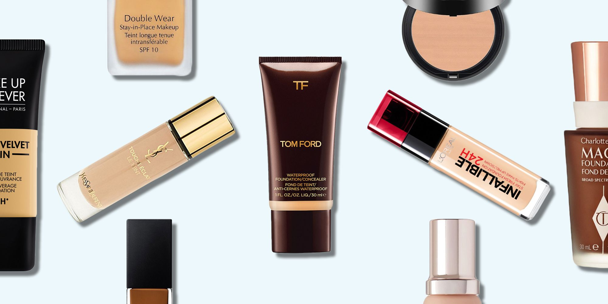 24 Full Coverage Foundations Reviews Best Full Coverage Foundation That Lasts All Day