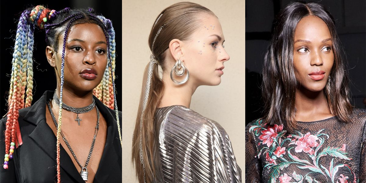 The Best Hair Looks From the Fall 2019 Runways , Fall 2019