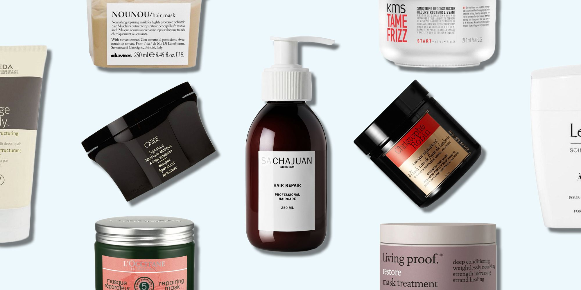 14 Of The Best Hair Masks To Bring Dry And Lacklustre Lengths Back To Life