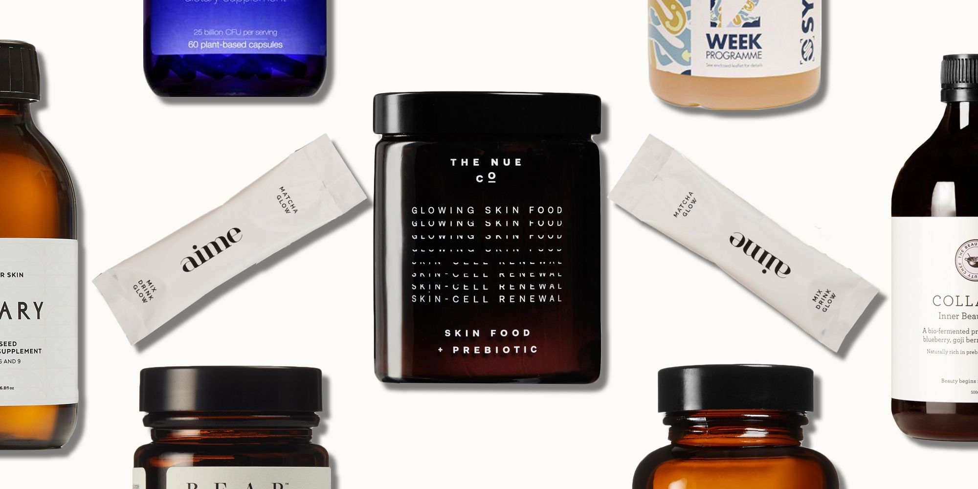 19 Best Beauty Supplements - Top Hair, Skin, and Collagen