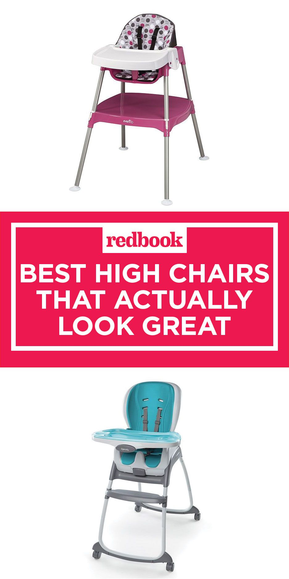 best high chairs that actually look great