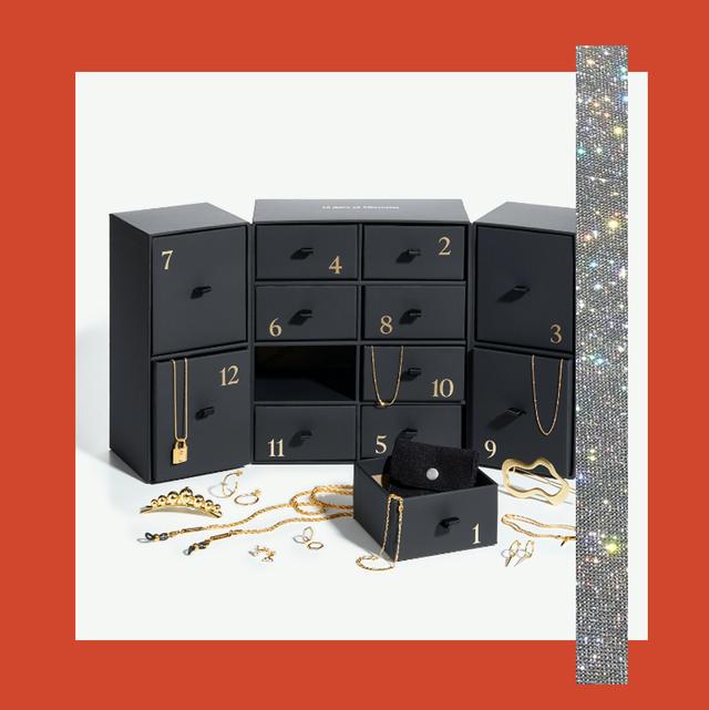 best jewellery advent calendars 2021