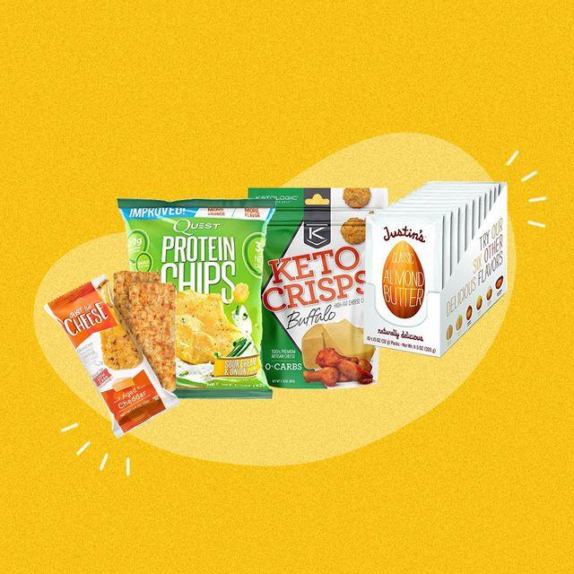 keto diet store bought snacks