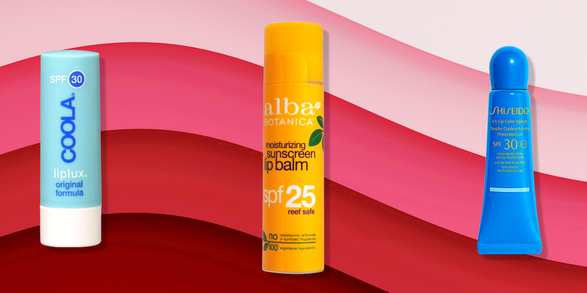 9 Best Lip Balms With Spf Of 2019 According To A