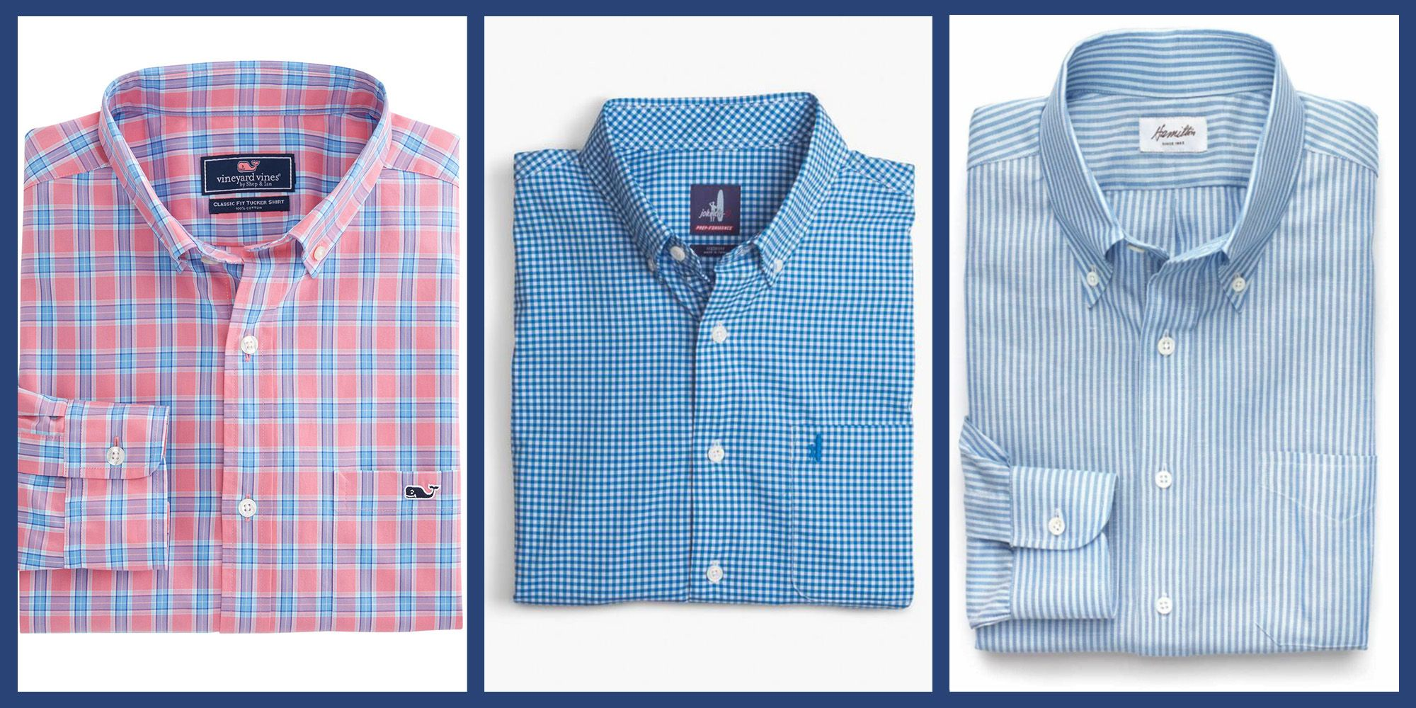 ad1f4d0d4a 14 Best Men's Summer Shirts 2019 - Casual Preppy Summer Shirts for Men