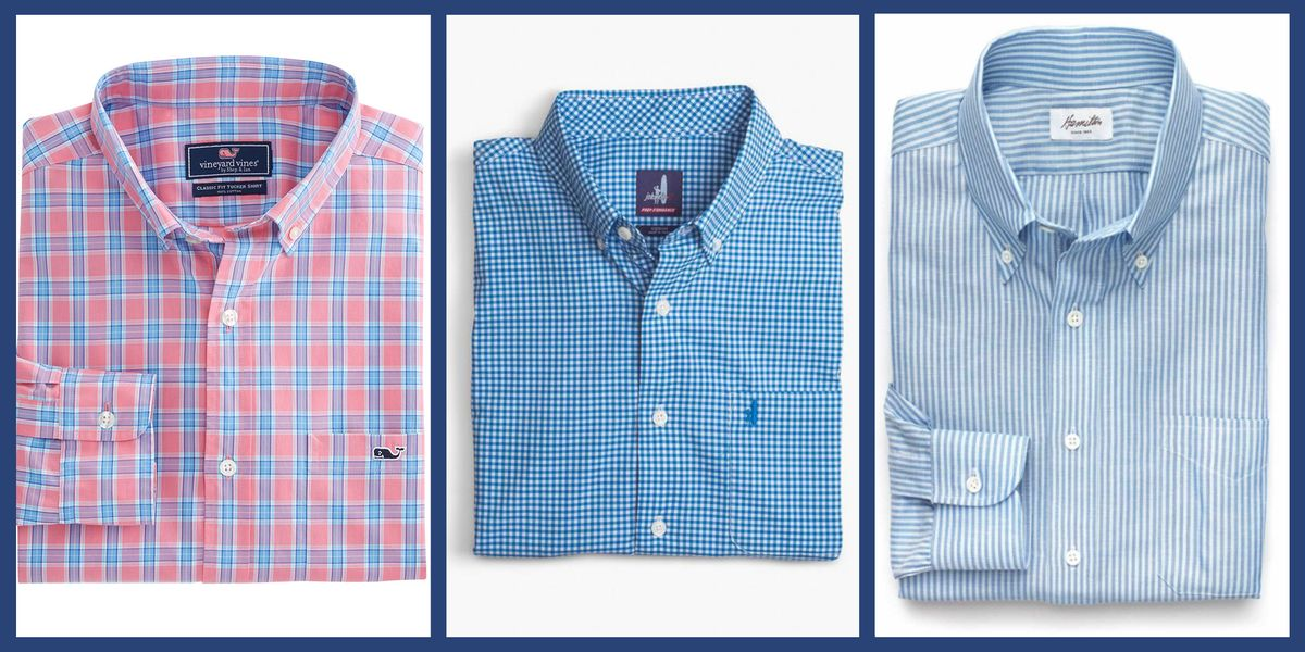 05272e5da0 13 Best Men s Summer Shirts 2019 - Casual Preppy Summer Shirts for Men
