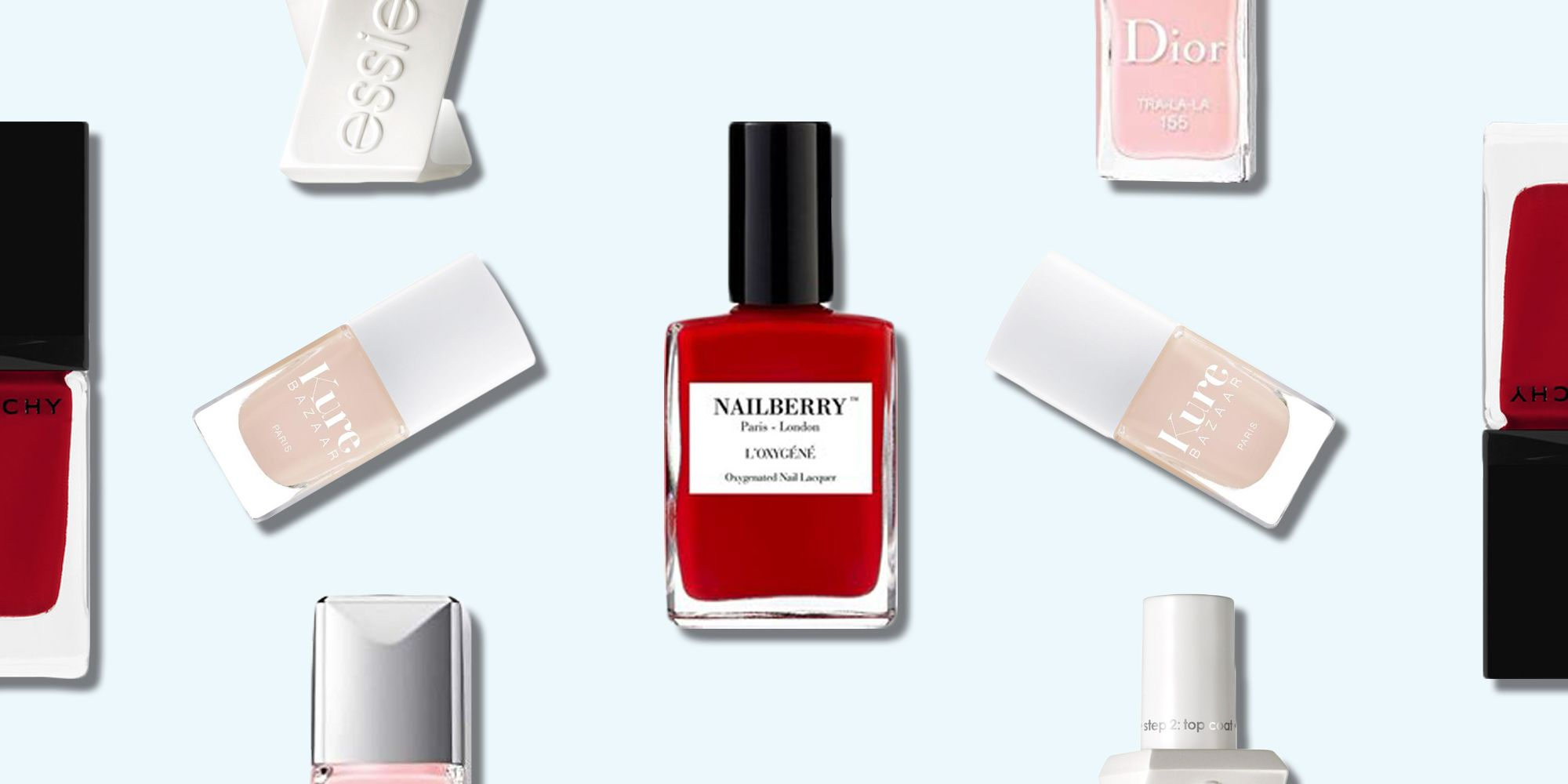Best Top Coat Nail Polish To Make Your