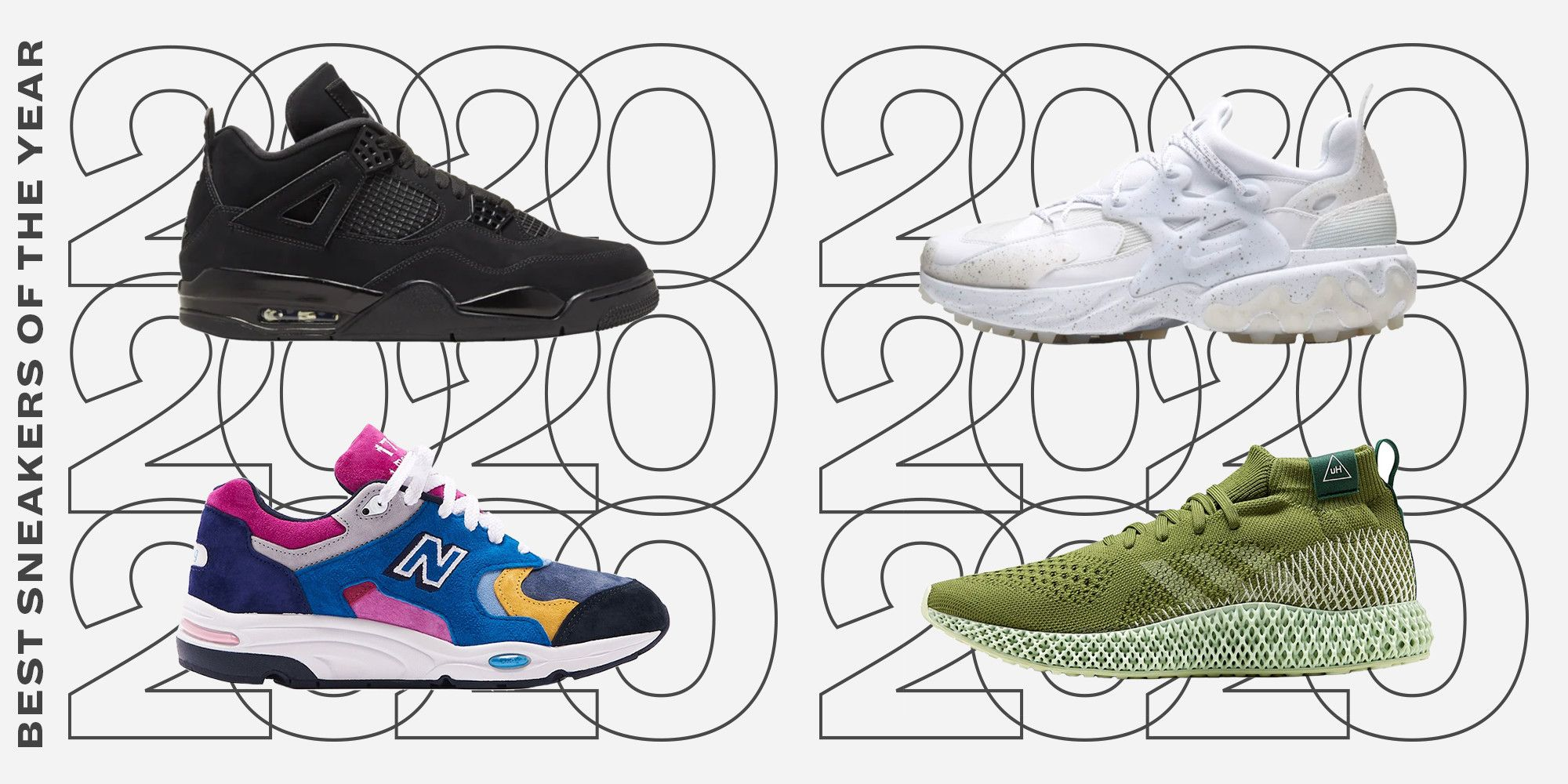 The Coolest Sneakers of 2020 (So Far)
