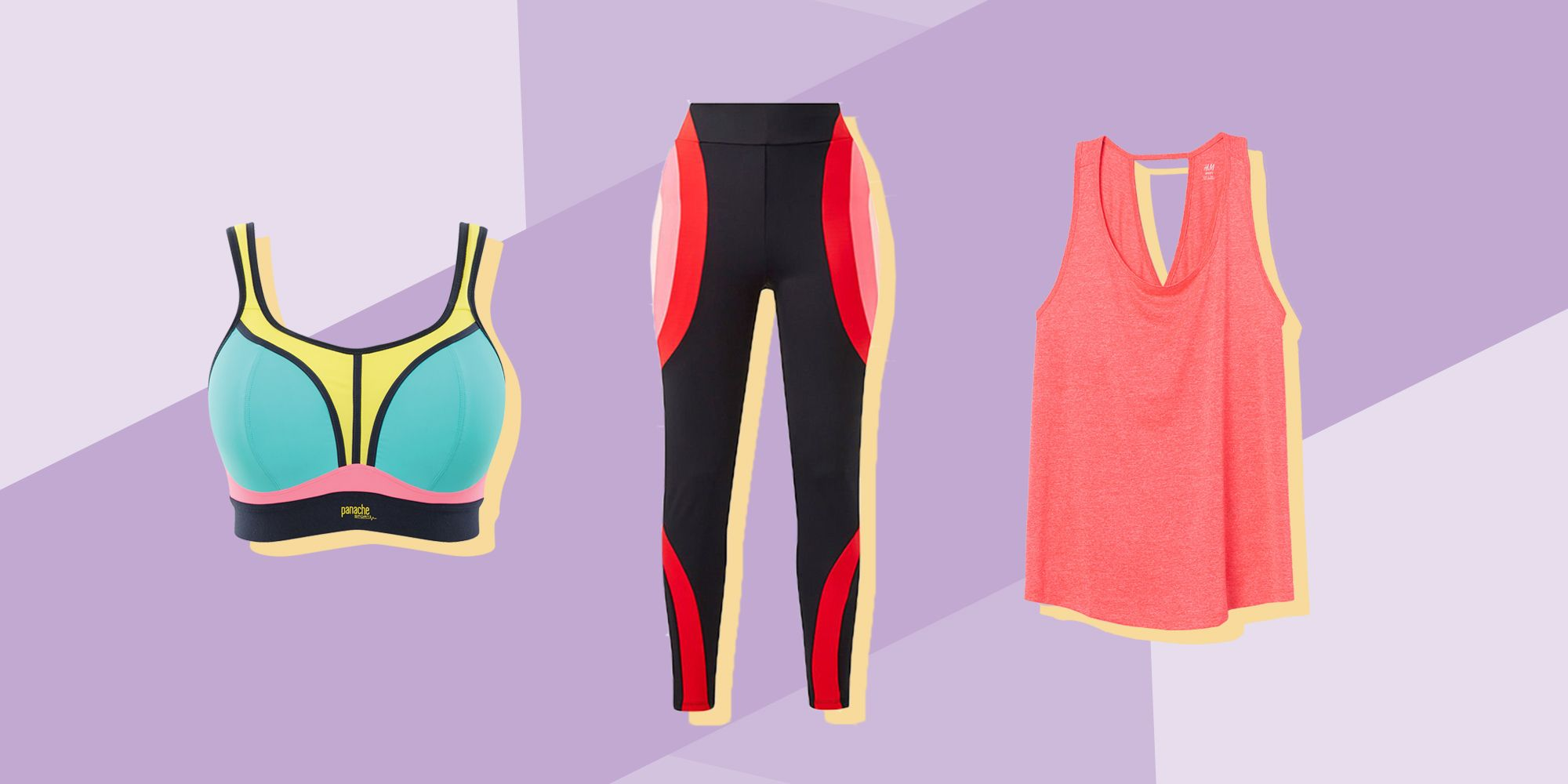 Here's The Best Plus Size Gym Wear from £6 You Can Buy Right Now