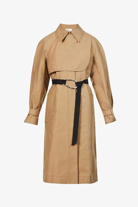 Best Trench Coats Uk 20 Women S, Women S Khaki Trench Coat Uk