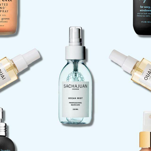 8 Best Sea Salt Sprays For Your Hair Top Sea Salt Hair