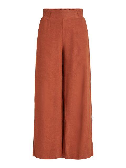 Clothing, Orange, Trousers, Pocket, A-line, Waist,