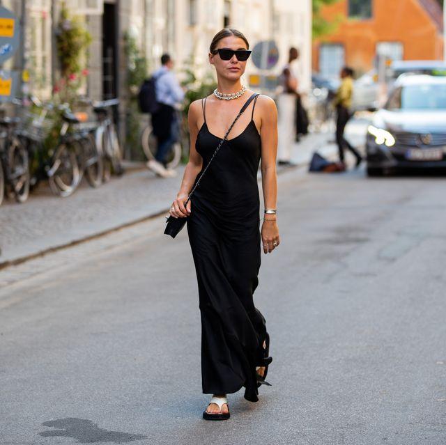 best slip dress   silk and satin slip dresses
