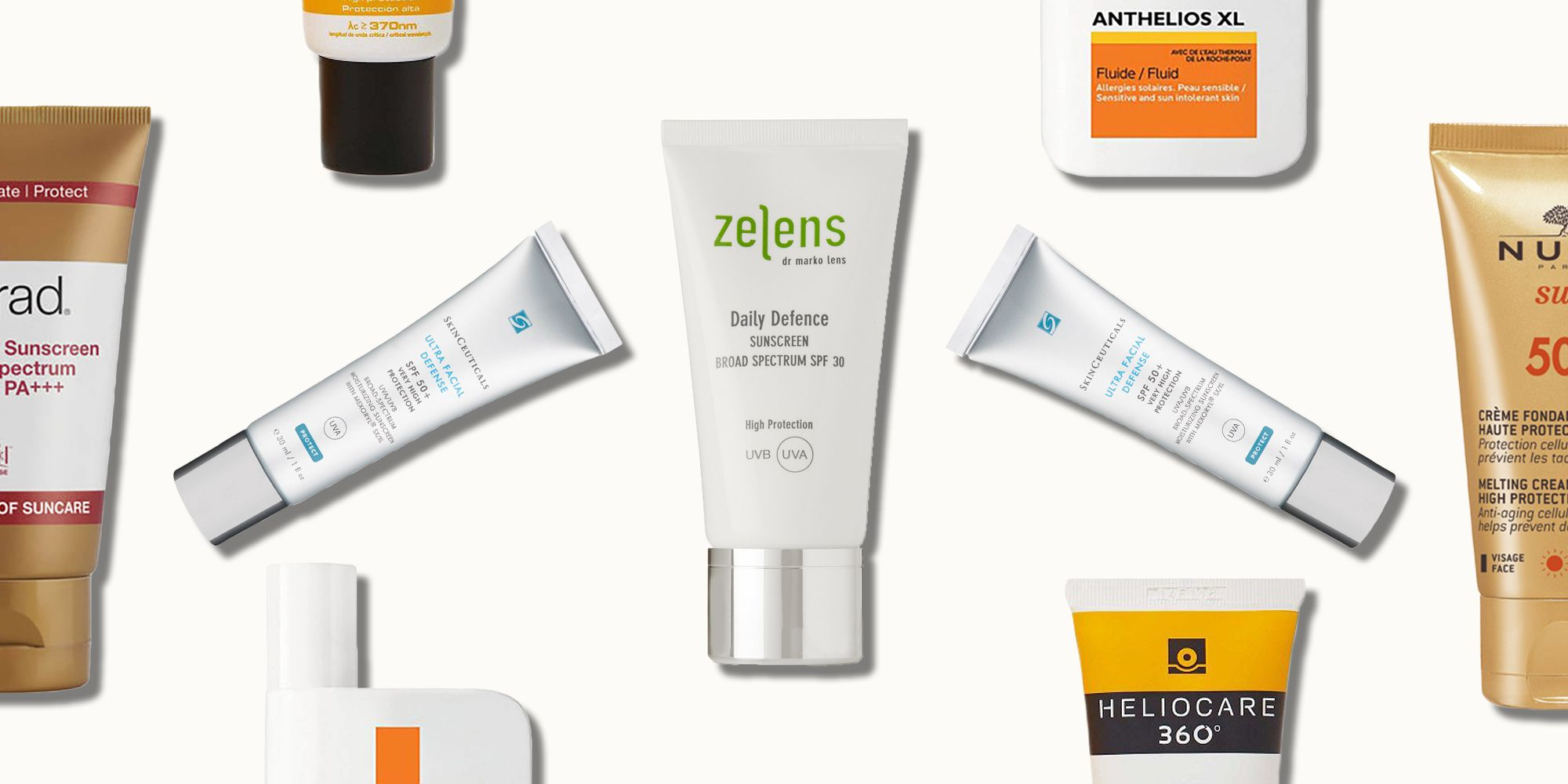 9 Of The Best Face Sun Creams For Acne-Prone Skin