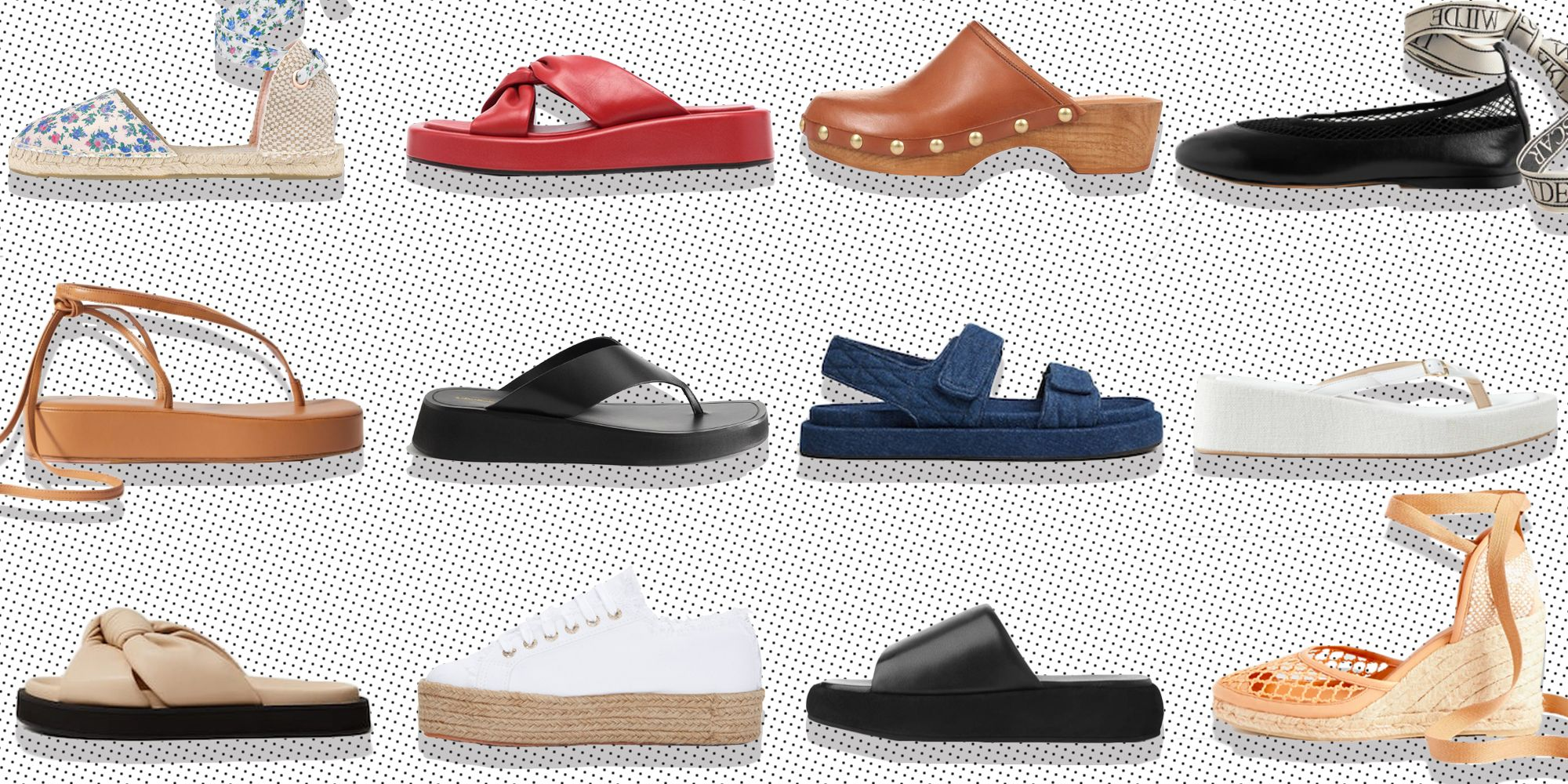 21 Best Summer Shoe Styles To Shop This Season