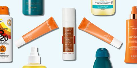 9 Of The Best Face Sun Creams For Acne Prone Skin